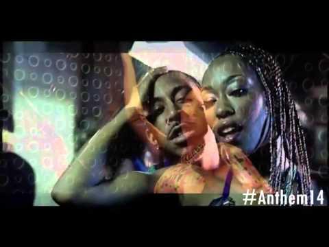 Dj kalonje - Street Anthem vol 14 Intro