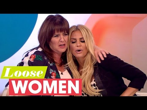 Katie Price And Coleen Nolan Poke Fun At Each Other During Pregnancy Chat | Loose Women