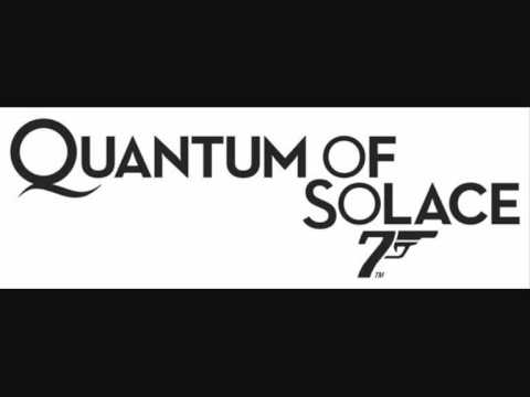 Jack White and Alicia Keys - Another Way to DIe (Quantum of Solace) HD