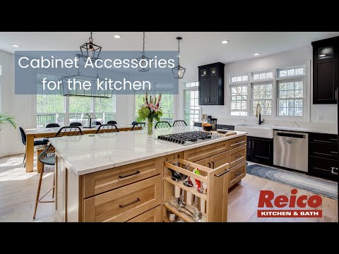 Reico Kitchen & Bath | Kitchen Cabinet Accessories