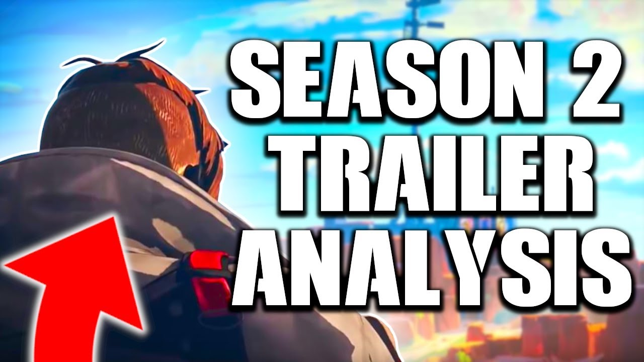 APEX LEGENDS SEASON 2 TRAILER! ANALYSIS AND BREAKDOWN OF WHAT'S TO COME!
