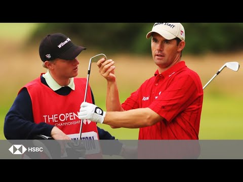 Padraig Harrington Relives The Moment He Almost Lost The Open – Team Talks