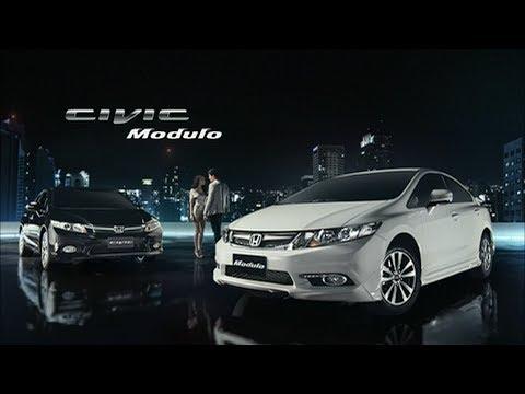 HONDA CIVIC Modulo - โฆษณา ฮอนด้า ซีวิค โมดูโล ใหม่ : TVC