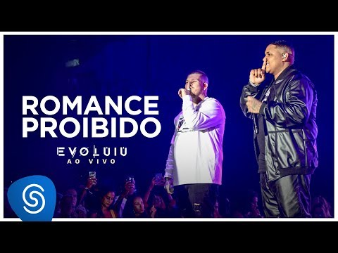 Kevin O Chris e Ferrugem - Romance Proibido DVD Evoluiu Vídeo