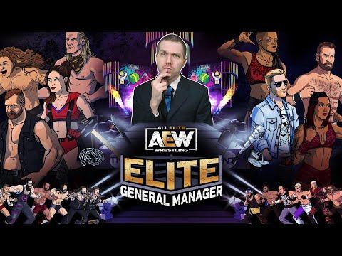 AEW Elite General Manger    AppSlug    Android Gameplay