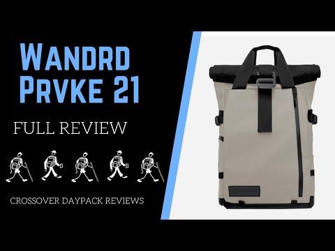 Wandrd Prvke 21 Full Review (as an EDC)