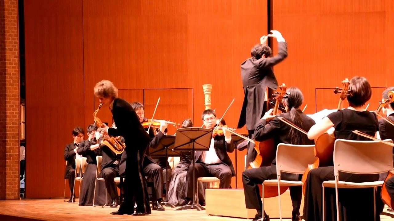 Yo MATSUSHITA - Shoich ASAI:Paganini Remix|パガニーニ・リミックス(旭井翔一作曲) サクソフォン独奏 松下洋