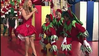 Mariah Carey - All I want for Christmas LIVE (Disney 2004)