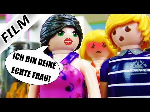 Familie Vogel: PAPA MIT ANDERER FRAU VERHEIRATET! EHE MIT CLAUDIA EINE LÜGE? Playmobil Film Deutsch