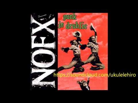 NOFX - Linoleum (Ukulele Cover)