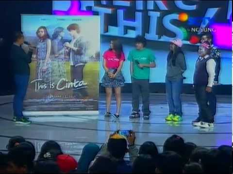 THIS IS CINTA - Yuki Kato & Shawn Nyanyi di