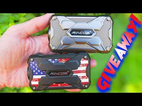 Giveaway! SICKEST Looking Vape Mod 2019! The Mechman 228W Kit By Rincoe!