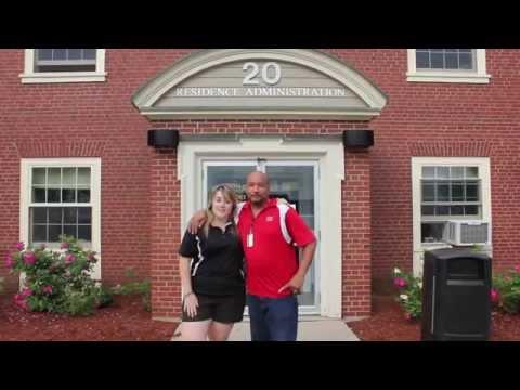 UNB Fredericton Residence Tour
