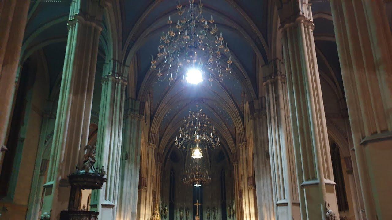 Katedrala Uznesenja Bdm Zagreb Zvon Za Vukovar Youtube