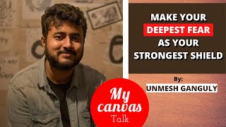 Make your DEEPEST FEAR as your STRONGEST SHIELD || Unmesh Ganguly ||  Bankura Memes Shorts
