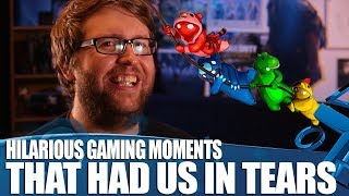 Hilarious Gaming Moments That Had Us In Tears