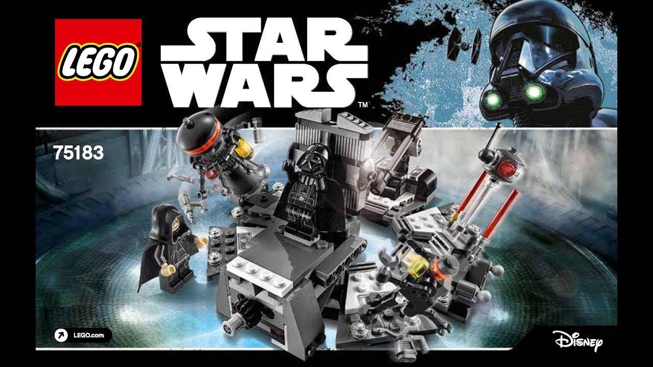 lego star wars darth