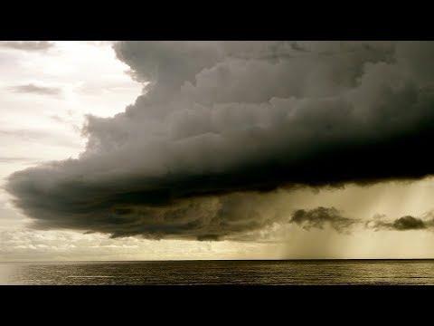 Hurricane Maria Punta Cana, Santo Domingo Dominican Republic (Live Video)