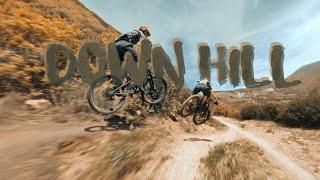 Downhill Biking(fpv chase)- feat. Kawak M.