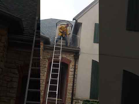 Paint Medics Pressure Washing before Painting