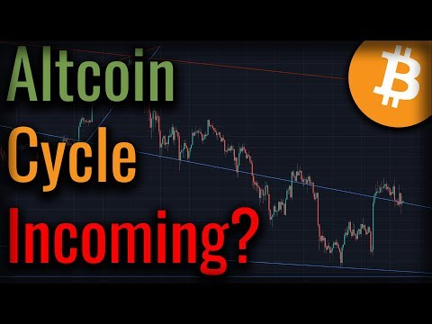 An Altcoin Cycle Is COMING! Here's Why Altcoins Will MOON Following Bitcoin!