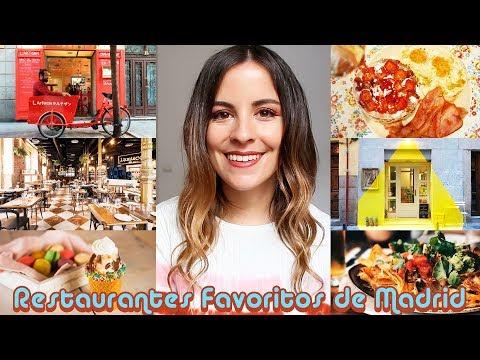 RESTAURANTES Y CAFÉS FAVORITOS DE MADRID: Barrio De Las Letras | Wonderland Drawings