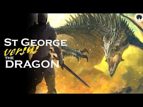 YE OLDE DRAGON SLAYER: The Legend of St. George