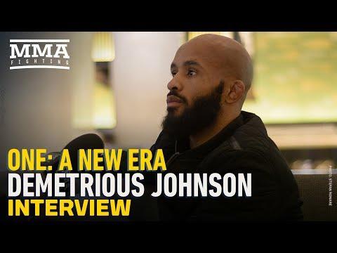 Demetrious Johnson Talks Trade From UFC, ONE debut, Ben Askren, T.J. Dillashaw, more - MMA Fighting