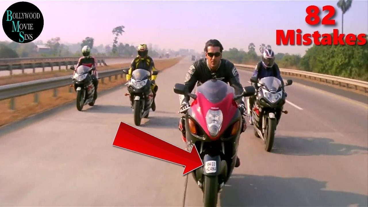 Download [EWW] DHOOM FULL MOVIE (82) MISTAKES | DHOOM FUNNY MISTAKES | JOHN ABRAHAM