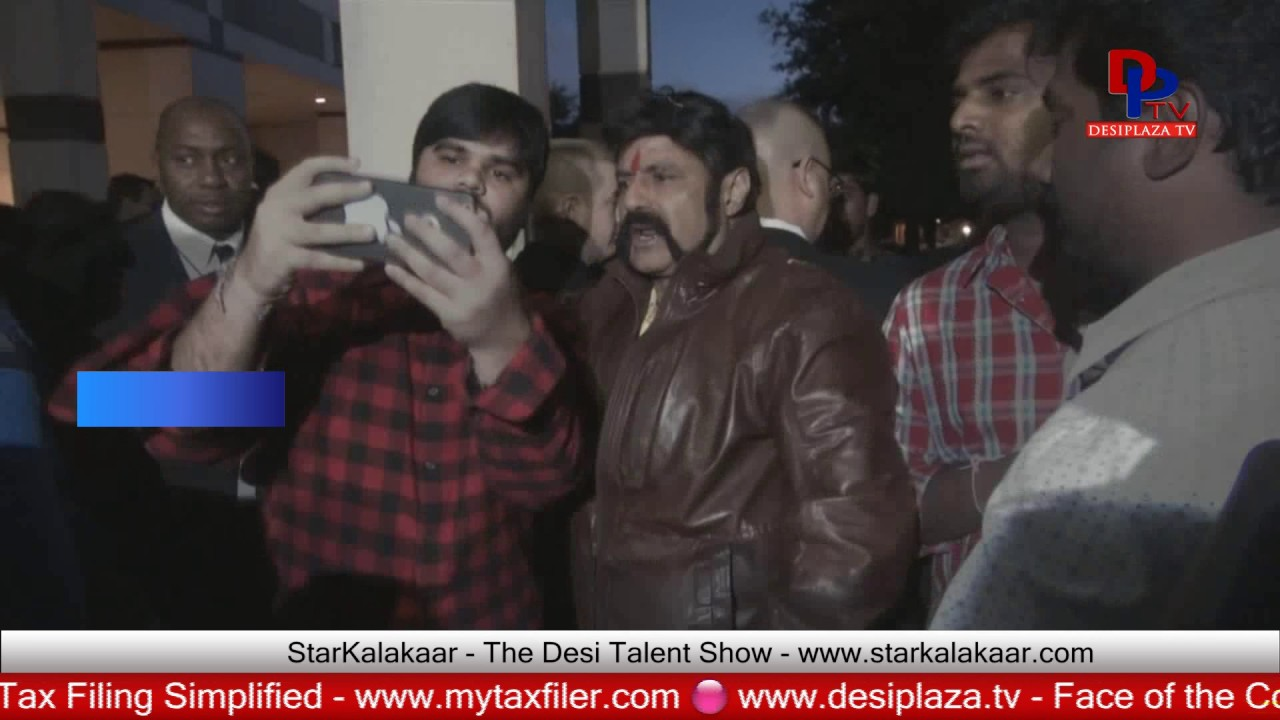 Selfie with Gautamiputra Satakarni during his visit to Dallas | 2017
