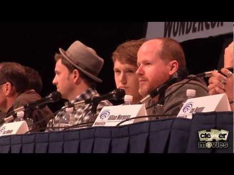 Much Ado About Nothing WonderCon Panel - Joss Whedon, Clark Gregg