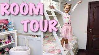 ВЛОГ: ROOM TOUR / РУМ ТУР