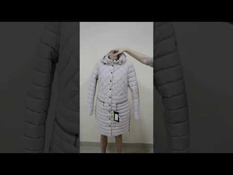 Удлиненная женская куртка Теона из новой коллекции Nui Very, р-ры 42 - 54