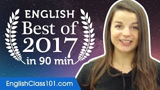 learn english in 90 minutes the best of 2017