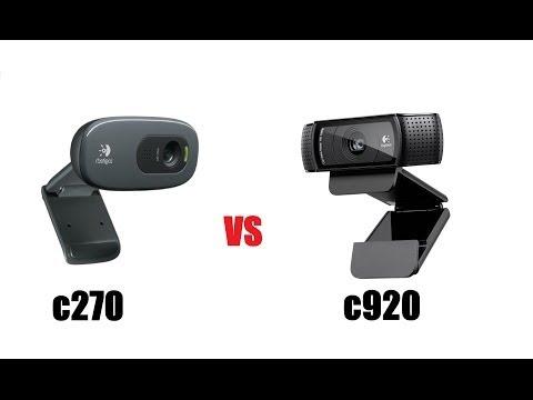 HD Webcam C270 Удобная видеосвязь в формате 720p