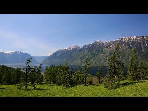 Золотое озеро Телецкое