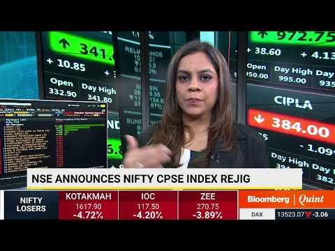 Market Wrap: Sensex, Nifty Log Worst Fall In 2 Weeks