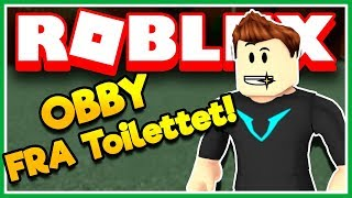VI GIDER IKKE I BAD! | Dansk Roblox Escape The Bathroom Obby