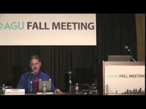 AGU 2012 Fall Meeting: Media Availability with NASA Associate Administrator John Grunsfeld