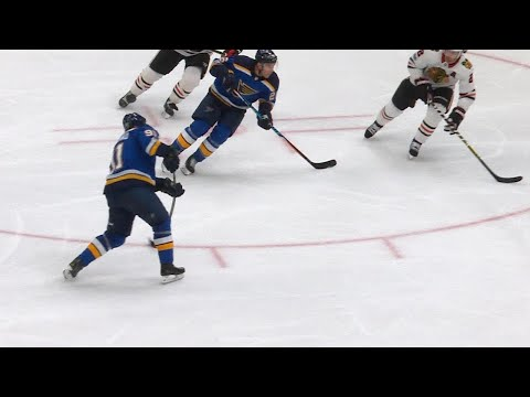 10/18/17 Condensed Game: Blackhawks @ Blues