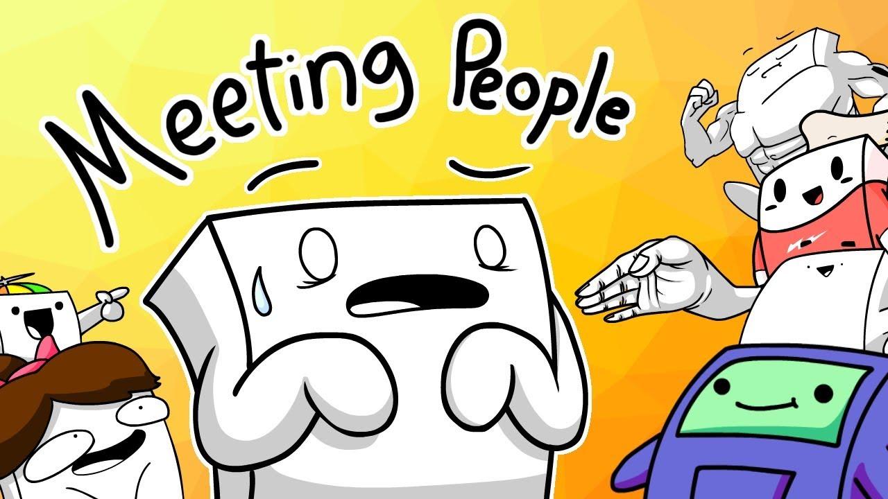 Meeting People is So Easy/Hard