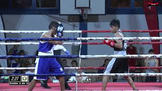 Youssef Hamid vs Denner Contreras Combate Elite Masculino 63 Kg