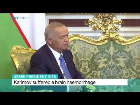 Uzbek President Islam Karimov dies at 78 years old
