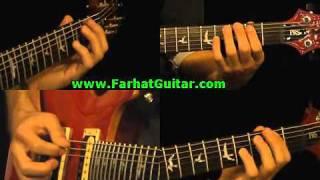 Satisfaction - Rolling Stone Guitar Cover Part 1 www.Farhatguitar.com