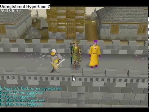 Viper 6  9 showing his amazing items - runescape.