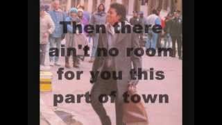 Michael Jackson - Off The Wall lyrics