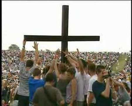 Chris Tomlin & Matt Redman The Wonderful Cross Part 2