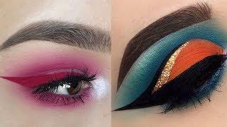 Cute Eye Makeup & Eyeliner Ideas Compilation | Amazing Eye Makeup Tutorials Compilation ##1