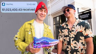 I Fooled Sneakerheads With Fake 1 Million Sneakers MP3