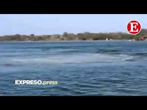 Investigarán 'agujero' en el río Pánuco